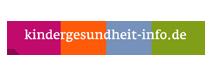 Logo der Website kindergesundheit-info.de
