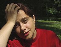 Portrait Katja Baumgarten