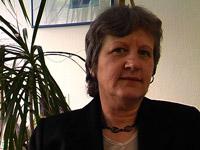 Portrait: Annegret Braun