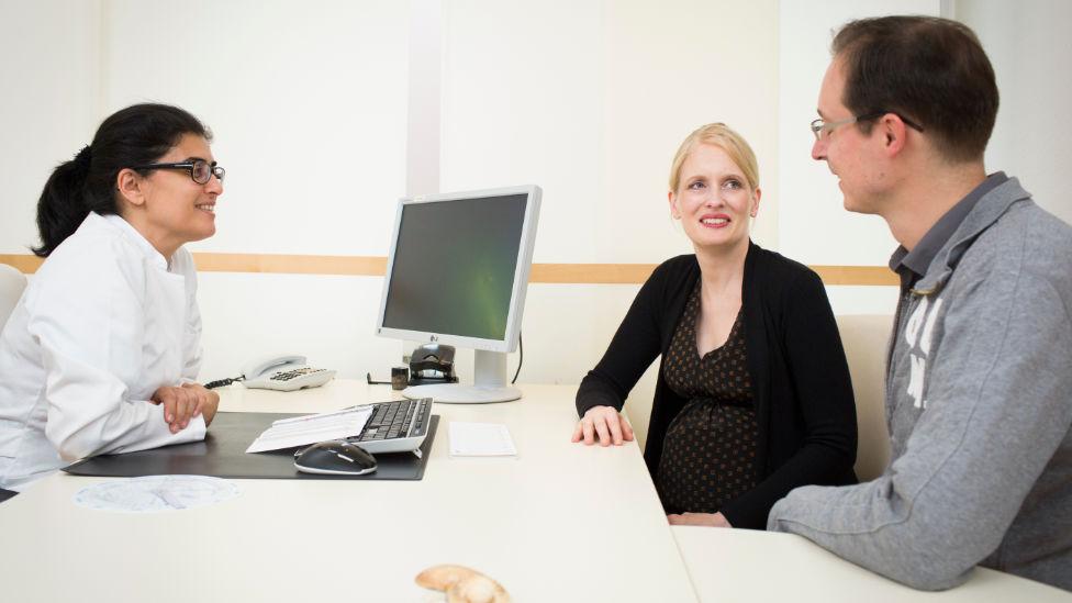 Link zur Seite: Individuelle Gesundheitsleistungen (IGeL) in der Schwangerschaft | © BZgA/HN/Eichhöfer