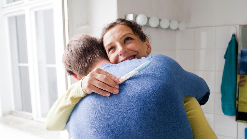 Dating für schwangere Frau